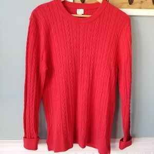 A New Day Baby Cable Knit Sweater